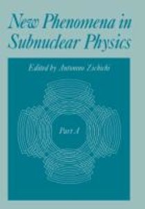 New Phenomena in Subnuclear Physics