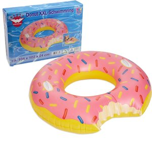 Donut XXL-Schwimmring