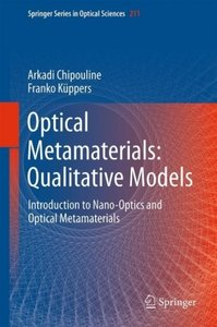 Optical Metamaterials: Qualitative Models