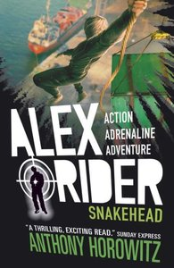 Alex Rider 07: Snakehead. 15th Anniversary Edition