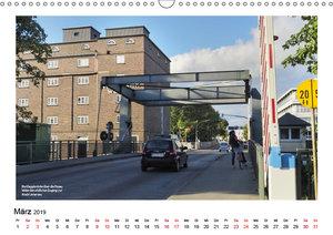 Rosenstadt Uetersen (Wandkalender 2019 DIN A3 quer)