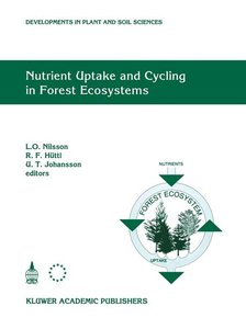 Nutrient Uptake and Cycling in Forest Ecosystems