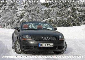 Roadster Sportwagen (Wandkalender 2019 DIN A4 quer)