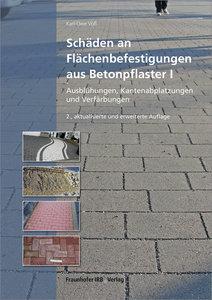 Schäden an Flächenbefestigungen aus Betonpflaster I.