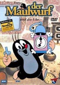 Der Maulwurf und die Uhr. DVD-Video