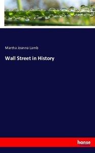 Wall Street in History