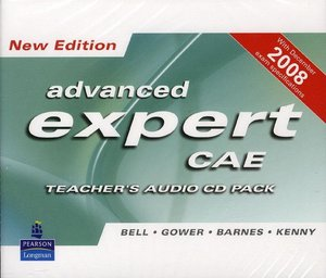 CAE Expert New Edition CD 1-4