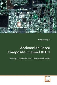 Antimonide-Based Composite-Channel HFETs