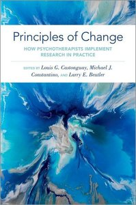Principles of Change: How Psychotherapists Implement Research in