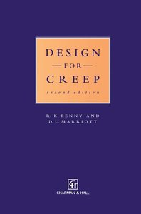 Design for Creep