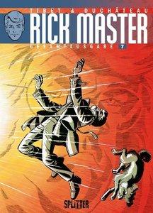 Rick Master Gesamtausgabe 7