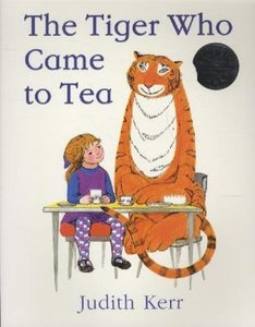 The Tiger Who Came To Tea Book and CD