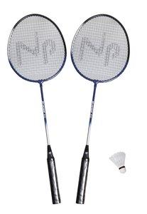 NSP Badminton-Set Starter,2Schläger+Ball