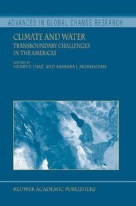 Climate and Water