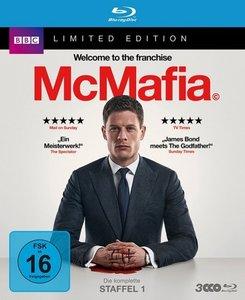 McMafia. Staffel.1, 3 Blu-ray (Limited Edition)