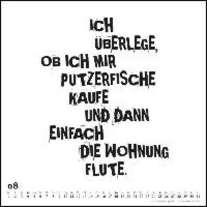 Sprüche Und Typo Kalender 2019 Quadratformat 206076252 8
