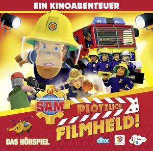 Feuerwehrmann Sam - Plötzlich Filmheld - Das Hörspiel zum Kinofi