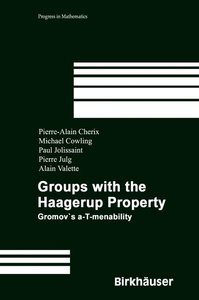 Groups with the Haagerup Property