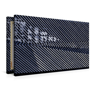Premium Textil-Leinwand 90 cm x 60 cm quer Bad Hersfeld