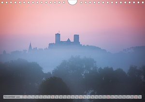 Mittelhessens Burgen und Schlösser (Wandkalender 2020 DIN A4 que