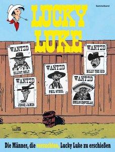 Die Männer, die versuchten, Lucky Luke zu erschießen