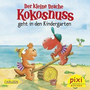 Pixi 2220: Bestseller-Pixi: Der kleine Drache Kokosnuss geht in