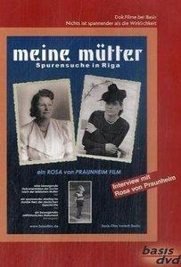 Meine Mütter - Spurensuche in Riga, 1 DVD
