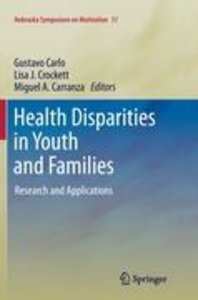 Health Disparities in Youth and Families