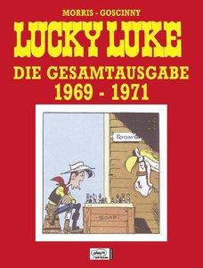 Lucky Luke Gesamtausgabe 12. 1969 - 1971