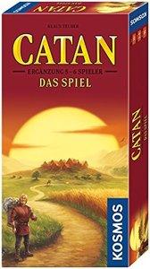 Catan - Das Spiel - Ergänzung 5 und 6 Spieler