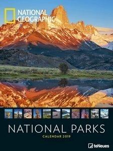National Geographic World Heritage 2019 Posterkalender