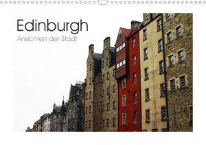 Edinburgh - Ansichten einer Stadt