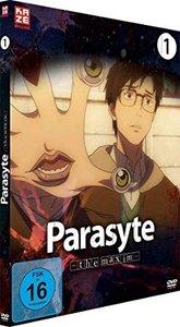 Parasyte -the maxim- DVD 1