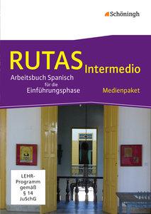 RUTAS Intermedio. Medienpaket - Arbeitsbuch für Spanisch als for