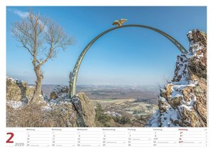 Die Pfalz 2020 Wandkalender A3