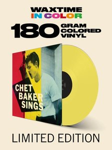 Sings (Limited 180g Farbiges Vinyl)