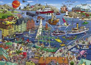 Seaport Puzzle