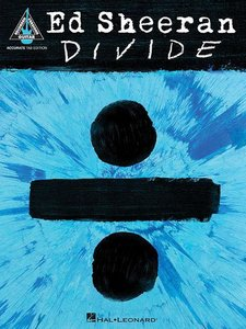 Ed Sheeran: - Divide (Guitar Tab Book)