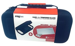 CASE-L+TEMPERED GLASS, Tasche/Etui mit Zubehör, Switch Pack II (