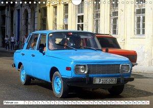 Ostalgie pur - DDR-Fahrzeuge auf Kuba