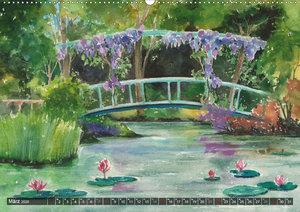Garten Aquarelle
