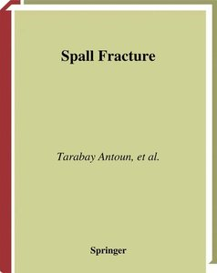 Spall Fracture