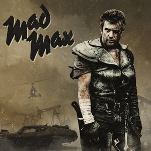 Mad Max Trilogy (Gray,Black & Sand Vinyl)