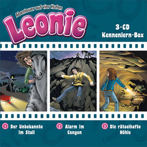 3-CD-Box Leonie-Kennenlern-Box