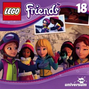 LEGO Friends. Tl.18, 1 Audio-CD