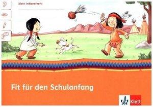 Mein Indianerheft. Fit für den Schulanfang. Vorkurs Deutsch Klas