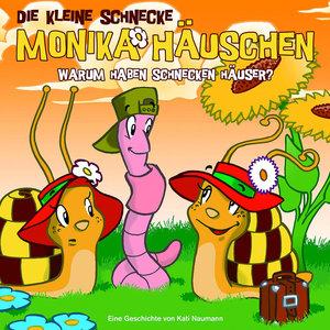 Die kleine Schnecke Monika Häuschen 15. Warum haben Schnecken Hä