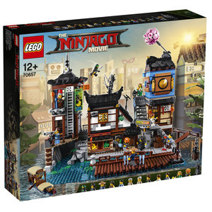 NIN Movie NINJAGO City Hafen