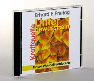Kraftquelle Unterbewußtsein. CD