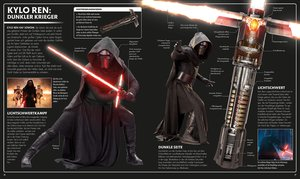 Star Wars(TM) Das Erwachen der Macht. Die illustrierte Enzyklopä